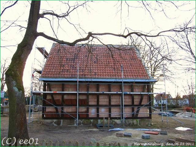 ©Aufbau Häuslingshaus Hermannsburg (2)