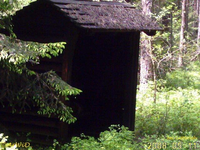 Ehemailge Schutzhütte 2008 (2)