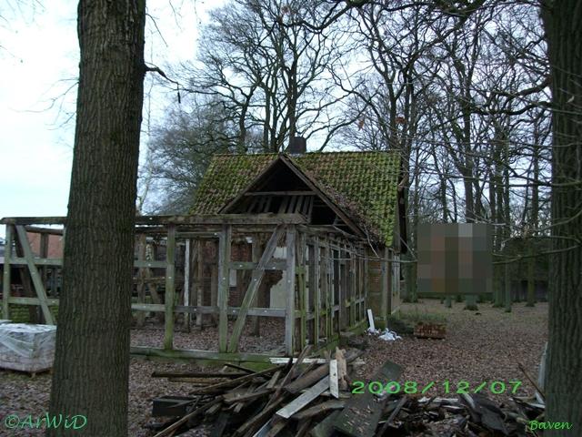 Rückbau Ruine Ortsausgang Baven (3)