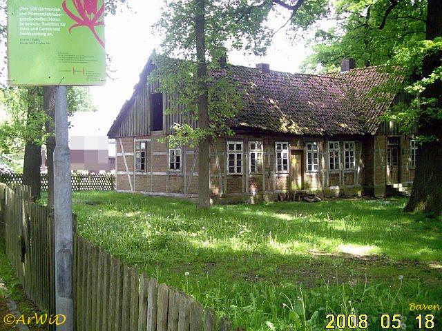 Ruine Ortsausgang Baven I