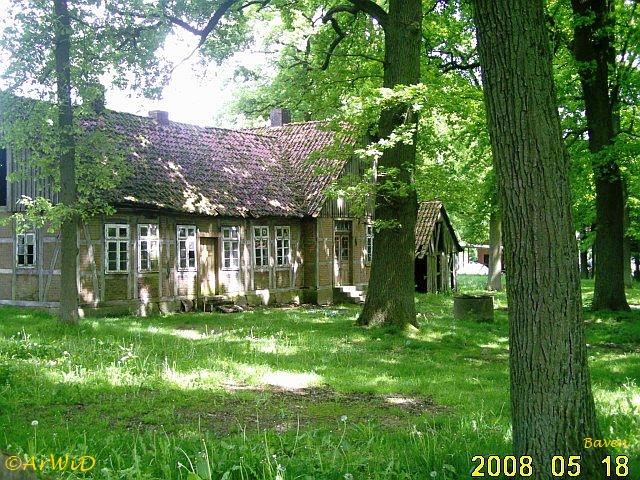 Ruine Ortsausgang Baven II