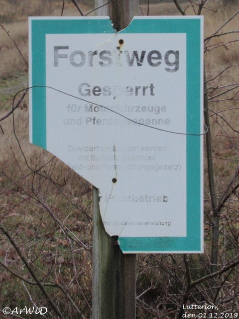 Vergessene Schilder (3)