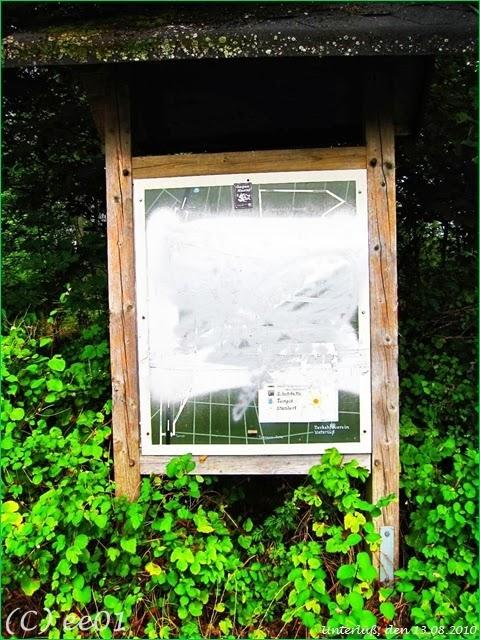 ©Alte Wanderwegkarte Unterlüß (1)